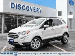New 2020 Ford EcoSport SE for sale in Burlington, ON