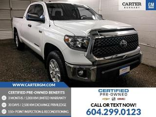 Used 2018 Toyota Tundra SR5 Plus 5.7L V8 for sale in Burnaby, BC
