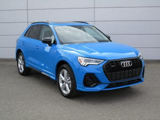New 2021 Audi Q3 45 Progressiv for sale in Regina, SK