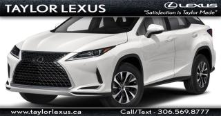 New 2021 Lexus RX 350 for sale in Regina, SK