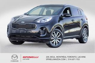 Used 2017 Kia Sportage EX AWD CarPlay Androit Auto Sieges Chauffants Kia Sportage EX 2017 for sale in Lachine, QC