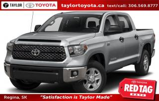 New 2020 Toyota Tundra for sale in Regina, SK