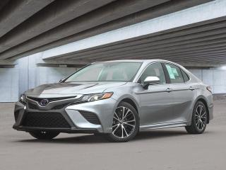 New 2020 Toyota Camry HYBRID SE CVT for sale in Surrey, BC