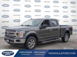 Used 2018 Ford F-150 XLT - Bluetooth -  SiriusXM - $277 B/W for sale in Port Elgin, ON