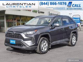 Used 2019 Toyota RAV4 LE!!  AWD!!  BLUETOOTH!!  BACKUP CAMERA!! for sale in Sudbury, ON