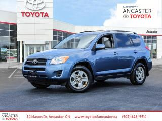 Used 2012 Toyota RAV4 BASE for sale in Ancaster, ON