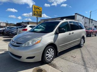 Used 2010 Toyota Sienna CE 7 Passenger WELL MAINTAINED 1 OWNER $ 6990 CERTIFIED for sale in Etobicoke, ON