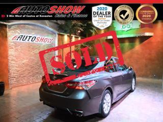 Used 2019 Toyota Camry $23,600 Financed! SE - Htd Lthr & B.Up Cam !! for sale in Winnipeg, MB