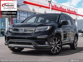 New 2021 Honda Pilot TOURING 8-PASSENGER for sale in Sudbury, ON