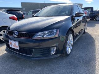 Used 2014 Volkswagen Jetta GLI for sale in Barrie, ON