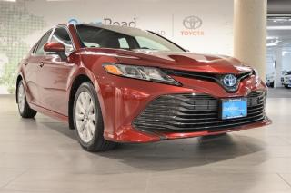 Used 2018 Toyota Camry HYBRID LE CVT for sale in Richmond, BC