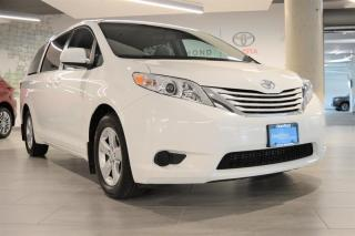 Used 2017 Toyota Sienna LE 8-Passenger V6 for sale in Richmond, BC
