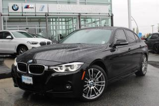 Used 2016 BMW 328 xDrive Sedan (8E37) for sale in Langley, BC