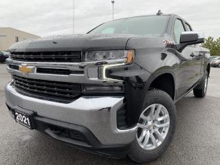 New 2021 Chevrolet Silverado 1500 LT 4WD Double Cab for sale in Carleton Place, ON