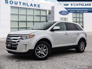 Used 2011 Ford Edge Limited for sale in Newmarket, ON