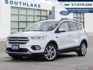 Used 2018 Ford Escape SEL LEATHER|MOONROOF| for sale in Newmarket, ON