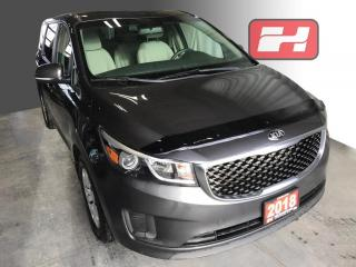 Used 2018 Kia Sedona L One Owner   Front & Rear Air Conditioning   Rear Vision Camera for sale in Stratford, ON