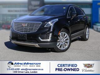 Used 2017 Cadillac XT5 Platinum for sale in London, ON