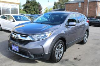 Used 2019 Honda CR-V LX AWD for sale in Brampton, ON