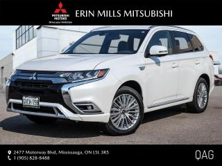 Used 2019 Mitsubishi Outlander Phev GT S-AWC|NO ACCIDENTS|LOW KMS|CAMERA|LEATHER for sale in Mississauga, ON