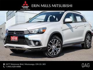 Used 2018 Mitsubishi RVR 2.4L 4WD SE Limited Edition|NO ACCIDENTS|ONE OWNER|CARPLAY for sale in Mississauga, ON