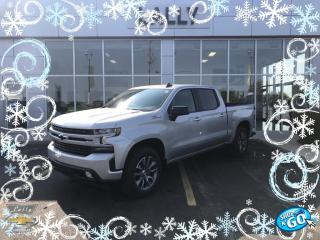 New 2021 Chevrolet Silverado 1500 RST for sale in Tilbury, ON