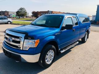 Used 2013 Ford F-150 XLT Super Cab Long Box for sale in Mississauga, ON