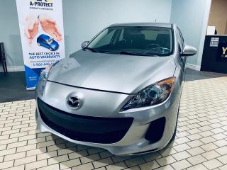 Used 2013 Mazda MAZDA3 GS-SKY AUTO HATCHBACK for sale in Brampton, ON