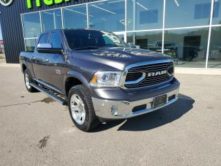 Used 2015 RAM 1500 Longhorn Limited, 1 OWNER, TOW PACKAGE, LOADED! for sale in Ingersoll, ON