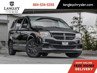 Used 2014 Dodge Grand Caravan SE  Single Owner / Accident Free / Local for sale in Surrey, BC