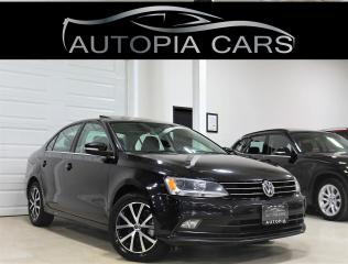 Used 2015 Volkswagen Jetta Sedan 4dr 2.0 TDI DSG Comfortline for sale in North York, ON