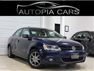 Used 2014 Volkswagen Jetta Sedan 2.0 TDI HIGHLINE SUNROOF DISELE for sale in North York, ON