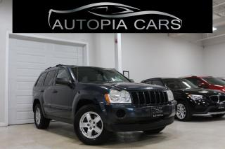 Used 2007 Jeep Grand Cherokee 4WD 4Dr Laredo for sale in North York, ON