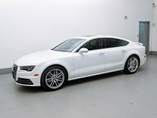 Used 2017 Audi A7 S LINE/HEATED SEATS/HEATED STEERING! for sale in Toronto, ON