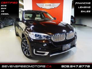Used 2016 BMW X5 X5 DIESEL | CERTIFIED | NAVI | FINANCE @ 4.65% for sale in Oakville, ON