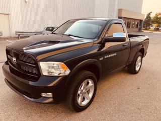 Used 2011 RAM 1500 2 Door Sport Package ( Rare Spec ) for sale in Mississauga, ON
