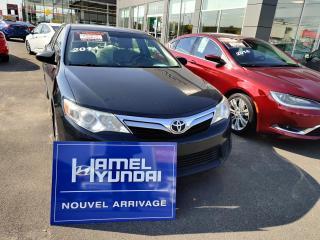 Used 2014 Toyota Camry LE AUTOMATIQUE **JAMAIS ACCIDENTÉ** for sale in St-Eustache, QC