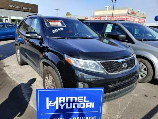 Used 2015 Kia Sorento LX 2.4L AWD **JAMAIS ACCIDENTÉ** for sale in St-Eustache, QC