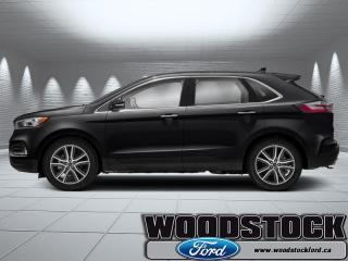 Used 2019 Ford Edge Titanium AWD for sale in Woodstock, ON