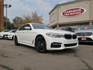 Used 2017 BMW 5 Series 530i xDrive for sale in Scarborough, ON