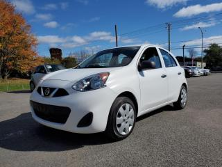 Used 2015 Nissan Micra *1 OWNER*35$/SEMAINE* for sale in St-Jérôme, QC