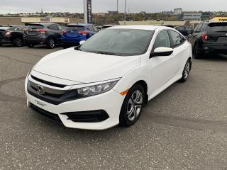 Used 2018 Honda Civic LX CVT for sale in Rivière-Du-Loup, QC