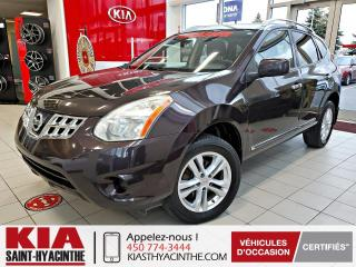 Used 2012 Nissan Rogue SV AWD ** CAMÉRA DE RECUL / MAGS for sale in St-Hyacinthe, QC