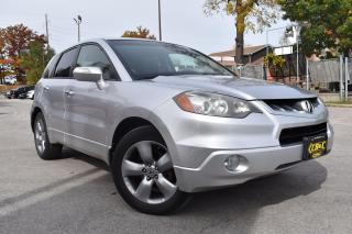 Used 2007 Acura RDX Turbo for sale in Oakville, ON
