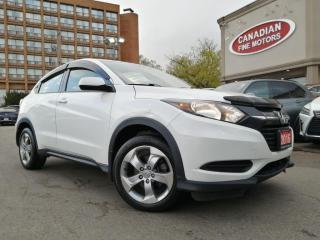 Used 2016 Honda HR-V CLEAN CARFAX - BACK UP CAM - HTD SEATS- DUAL DVD for sale in Scarborough, ON