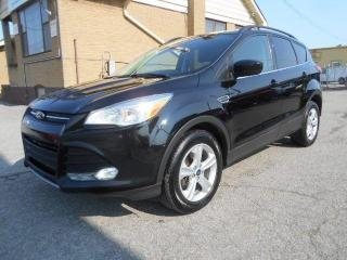 Used 2016 Ford Escape SE AWD 1.6L Eco Boost Loaded Certified 131,000Km for sale in Rexdale, ON