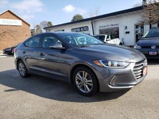 Used 2017 Hyundai Elantra GL for sale in Waterdown, ON