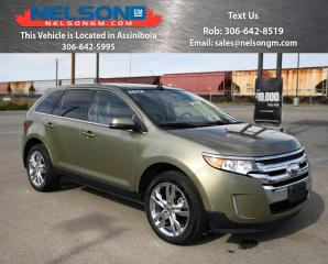 Used 2012 Ford Edge Limited for sale in Avonlea, SK