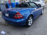 2002 Mercedes-Benz SLK V6 Auto