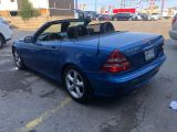 2002 Mercedes-Benz SLK Powerful 3.2L V6, Auto, Power Top. Certified